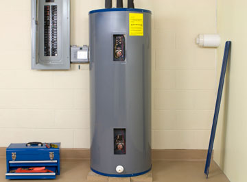 Water heater replacement in Woodstock Roswell GA